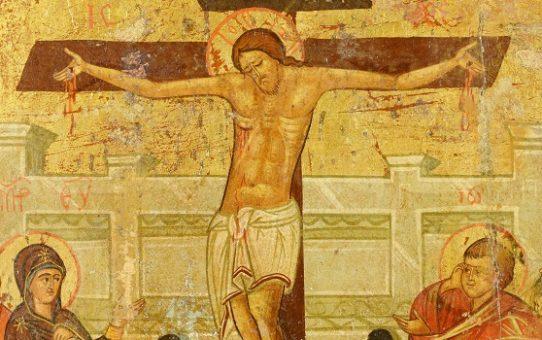 Akathist utrpení Kristovu