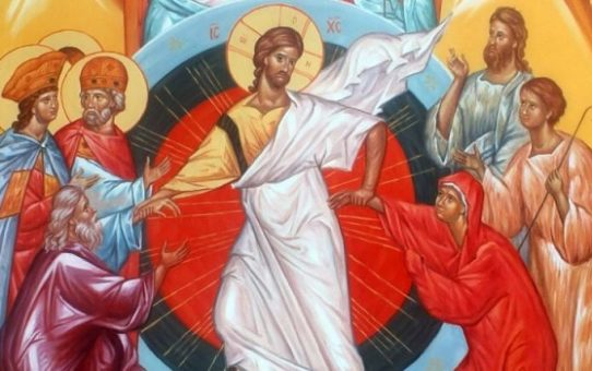 Akathist vzkříšení Kristovu