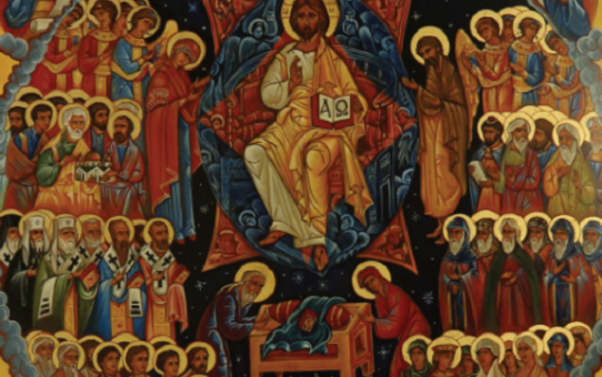 Akathist ke všem svatým