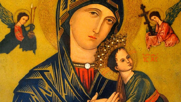 Akathist k Panně Marii, Matce ustavičné pomoci