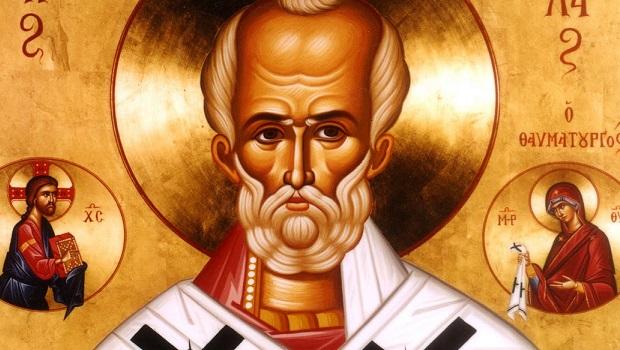 Akathist k našemu svatému otci Mikuláši Myrskému, divotvůrci