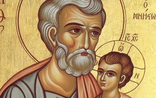 Akathist k sv. Josefovi, snoubenci Panny Marie
